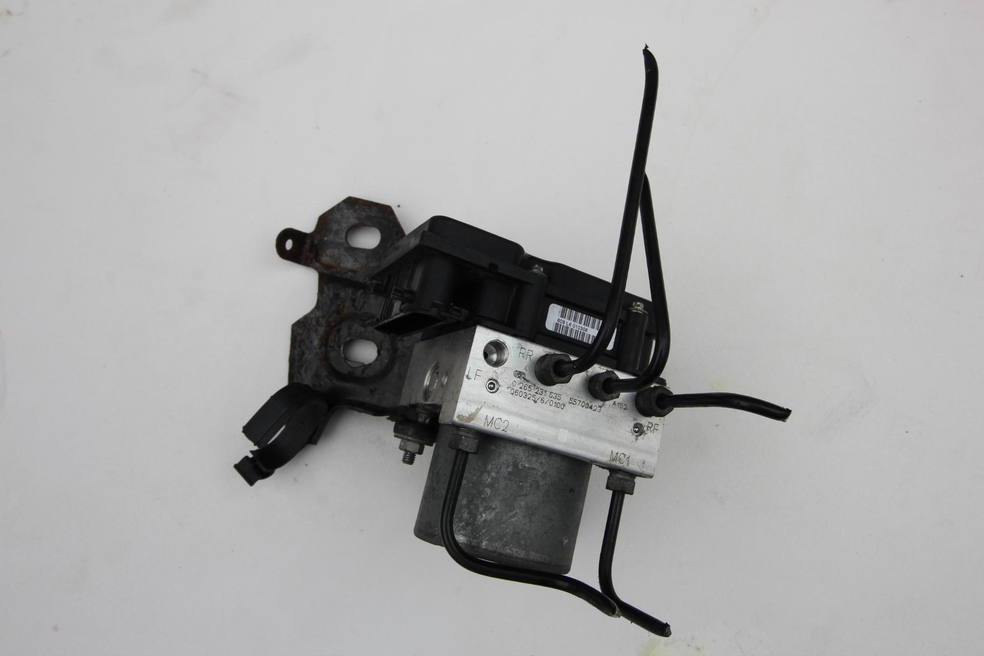 Fiat Grande Punto Abs Pump 0265231535 55700423 71736524 650
