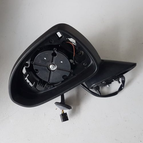 VAUXHALL CORSA D PASSENGER SIDE FRONT ELECTRIC ***HEATED*** WING MIRROR