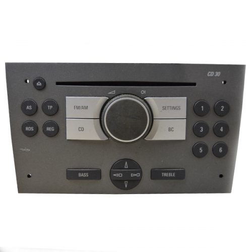 Car Stereo & Radio
