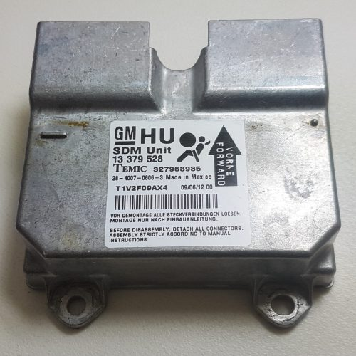 Airbag ECU's
