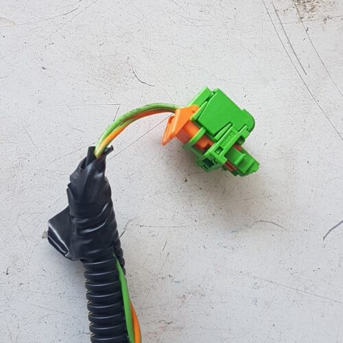 Vauxhall Corsa D Side Curtain Airbag Wire Connector.